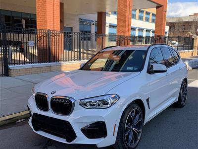 2020 BMW X3 M lease in Brooklyn,NY - Swapalease.com