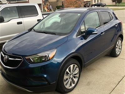 2019 Buick Encore lease in Chesterfield,MI - Swapalease.com