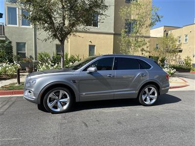 2018 Bentley Bentayga lease in Marina Del Rey,CA - Swapalease.com
