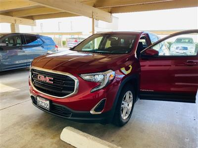 2019 GMC Terrain lease in Walnut Creek,CA - Swapalease.com