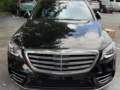 2019 Mercedes-Benz S-Class lease in Ft. Lauderdale,FL - Swapalease.com