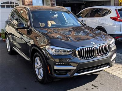 2020 BMW X3 lease in Middletown,NJ - Swapalease.com