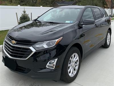 2019 Chevrolet Equinox lease in Buffalo,NY - Swapalease.com