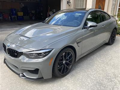 2020 BMW M4 CS lease in Boca Rato,FL - Swapalease.com