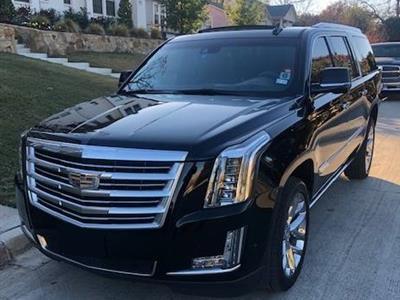 2018 Cadillac Escalade ESV lease in Fort Worth,TX - Swapalease.com