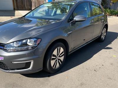 2019 Volkswagen e-Golf lease in CUPERTINO,CA - Swapalease.com