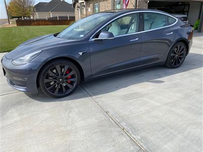 2020 Tesla Model 3 lease in Perryton,TX - Swapalease.com