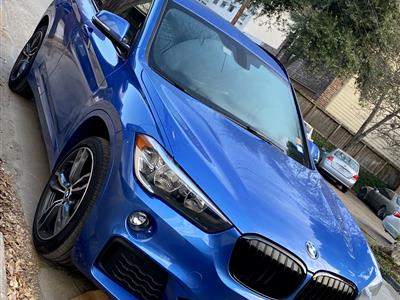 2018 BMW X1 lease in Houston,TX - Swapalease.com
