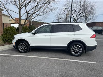 2019 Volkswagen Tiguan lease in Wake Forest,NC - Swapalease.com