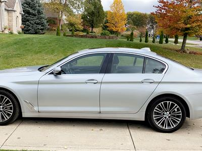 2019 BMW 5 Series lease in MACEDONIA,OH - Swapalease.com