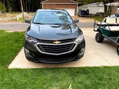 2019 Chevrolet Equinox lease in Pinckney,MI - Swapalease.com