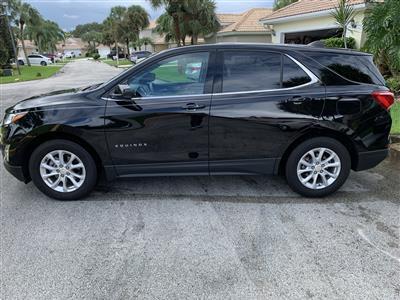 2019 Chevrolet Equinox lease in Boynton Beach,FL - Swapalease.com