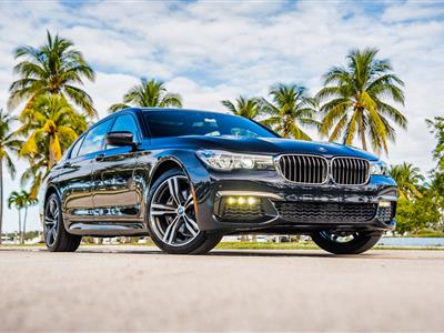 2019 BMW 7 Series lease in Miami,FL - Swapalease.com