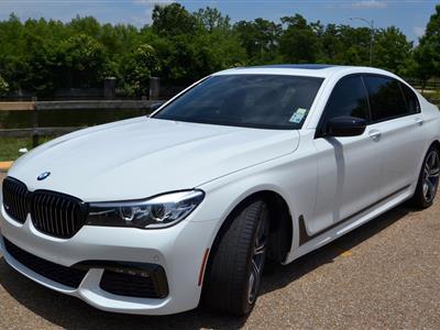 2018 BMW 7 Series lease in Mandeville,LA - Swapalease.com