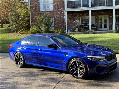 2019 BMW M5 lease in Florence,KY - Swapalease.com