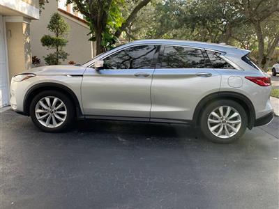 2019 Infiniti QX50 lease in Weston,FL - Swapalease.com