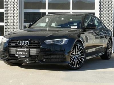 2018 Audi A6 lease in Houston,TX - Swapalease.com