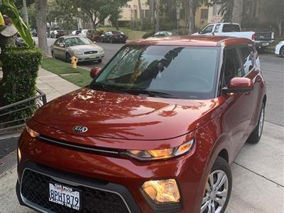 2020 Kia Soul lease in West hollywood,CA - Swapalease.com