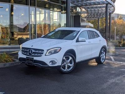 2020 Mercedes-Benz GLA SUV lease in Pleasanton,CA - Swapalease.com