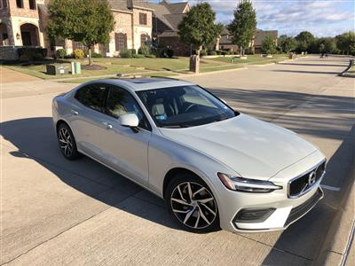 2019 Volvo S60 lease in Allen,TX - Swapalease.com