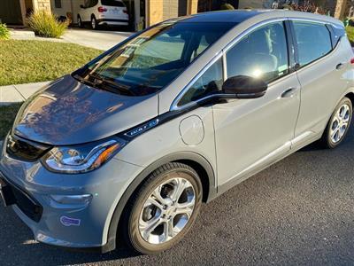2019 Chevrolet Bolt EV lease in Dublin,CA - Swapalease.com