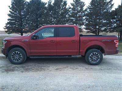 2019 Ford F-150 lease in Osage,IA - Swapalease.com