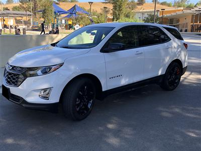 2020 Chevrolet Equinox lease in Los Angeles,CA - Swapalease.com