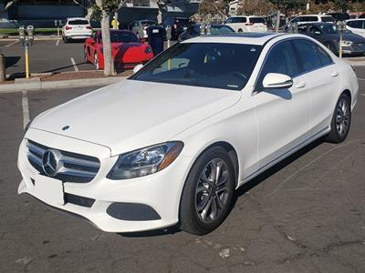 2018 Mercedes-Benz C-Class lease in Rancho Cucamonga,CA - Swapalease.com