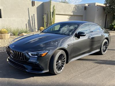 2020 Mercedes-Benz AMG GT lease in Scottsdale,AZ - Swapalease.com