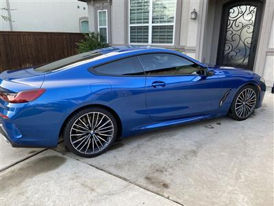 2020 BMW 8 Series lease in Frisco,TX - Swapalease.com