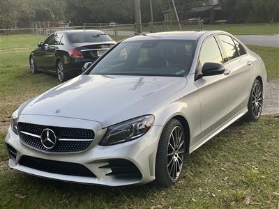 2019 Mercedes-Benz C-Class lease in Lutz,FL - Swapalease.com
