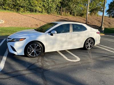 2018 Toyota Camry lease in Charlotte,NC - Swapalease.com
