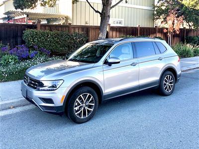 2020 Volkswagen Tiguan lease in FOSTER CITY,CA - Swapalease.com