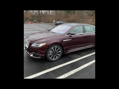 2020 Lincoln Continental lease in New Rochelle,NY - Swapalease.com