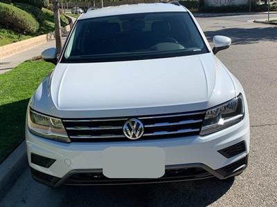 2020 Volkswagen Tiguan lease in Santa Clarita,CA - Swapalease.com