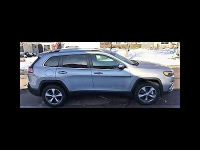 2019 Jeep Cherokee lease in Saint Paul,MN - Swapalease.com
