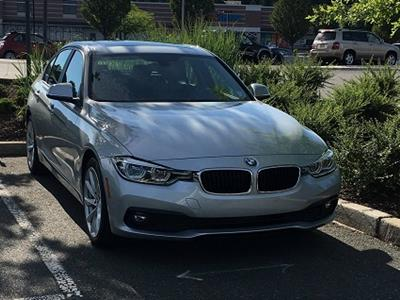 2018 BMW 3 Series lease in Paramus,NJ - Swapalease.com