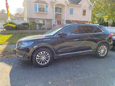 2018 Lincoln MKX lease in Saddle Brook,NJ - Swapalease.com