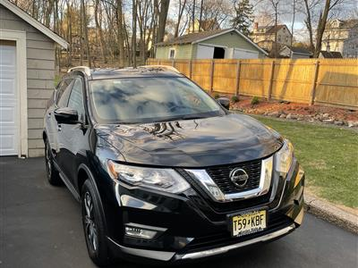 2018 Nissan Rogue lease in Verona,NJ - Swapalease.com