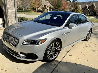 2019 Lincoln Continental lease in Birmingham,AL - Swapalease.com