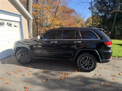 2019 Jeep Grand Cherokee lease in Woodcliff Lake,NJ - Swapalease.com