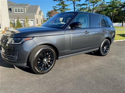 2019 Land Rover Range Rover lease in East Islip,NY - Swapalease.com