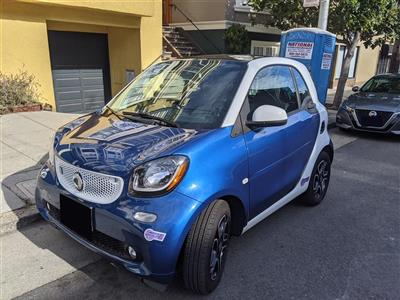 2018 smart fortwo electric drive lease in San Francisco,CA - Swapalease.com