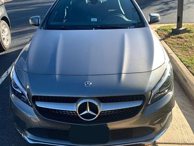 2019 Mercedes-Benz CLA Coupe lease in Ashburn,VA - Swapalease.com