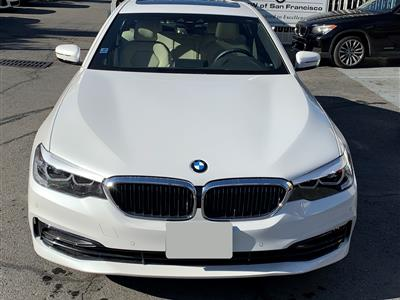 2019 BMW 5 Series lease in San Francisco,CA - Swapalease.com