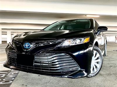 2020 Toyota Camry Hybrid lease in Los Angeles,CA - Swapalease.com