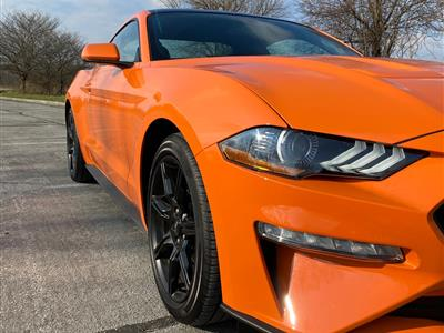2020 Ford Mustang lease in Groveport,OH - Swapalease.com