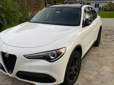 2020 Alfa Romeo Stelvio lease in Lauderdale,FL - Swapalease.com