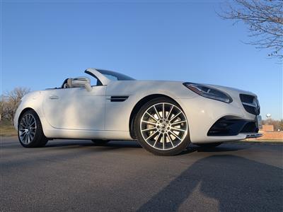 2019 Mercedes-Benz SLC Roadster lease in Edina,MN - Swapalease.com