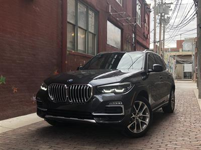 2020 BMW X5 lease in Lincoln,NE - Swapalease.com